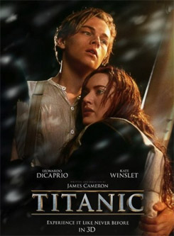 download Titanic 3D Dublado 2012 Filme
