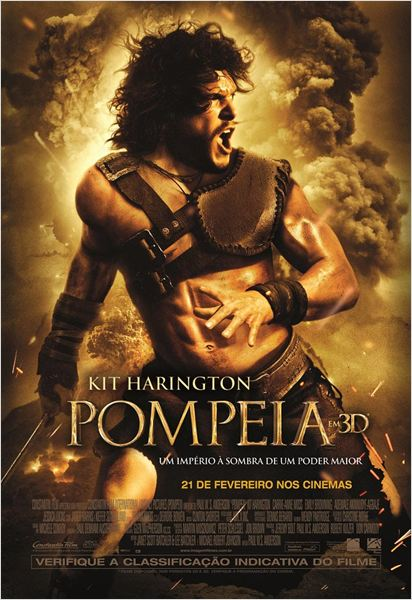Pompeia Legendado Bluray